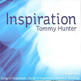 Tommy Hunter Inspiration 3 Cd boxset
