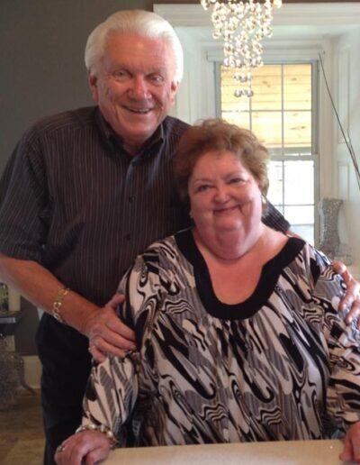 Tommy Hunter and Rita Macneil