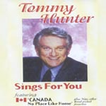 Tommy Hunter: Sings for you